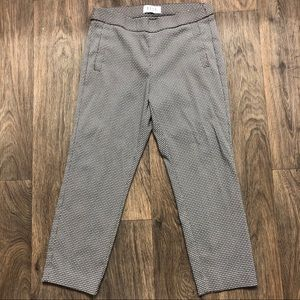 Elle Capri work pants